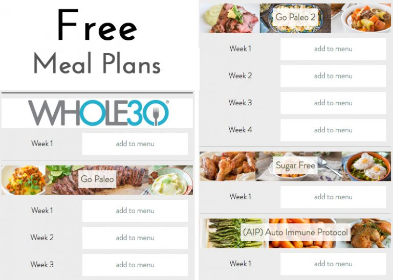 Meal Planning Made Easy with myKitchen