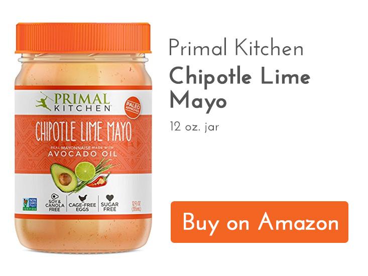 Primal Kitchen Chipotle Lime Mayo primal kitchen chipotle lime mayo - primal palate | paleo recipes