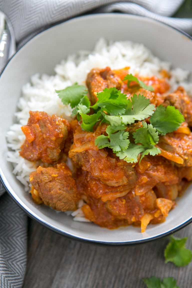 Our take on Rogan Josh