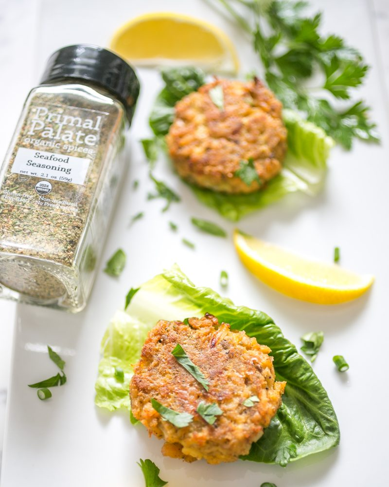 Easy Salmon Cake Recipe: Quick And Easy Salmon Cakes - Primal Palate