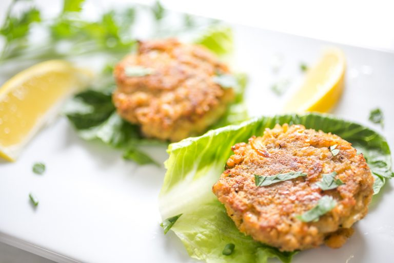 An update to our classic Salmon Cakes recipe