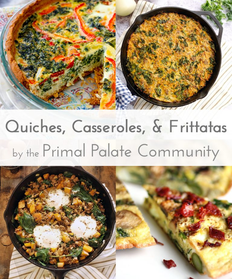 20 Amazing Paleo Quiche and Casserole Recipes