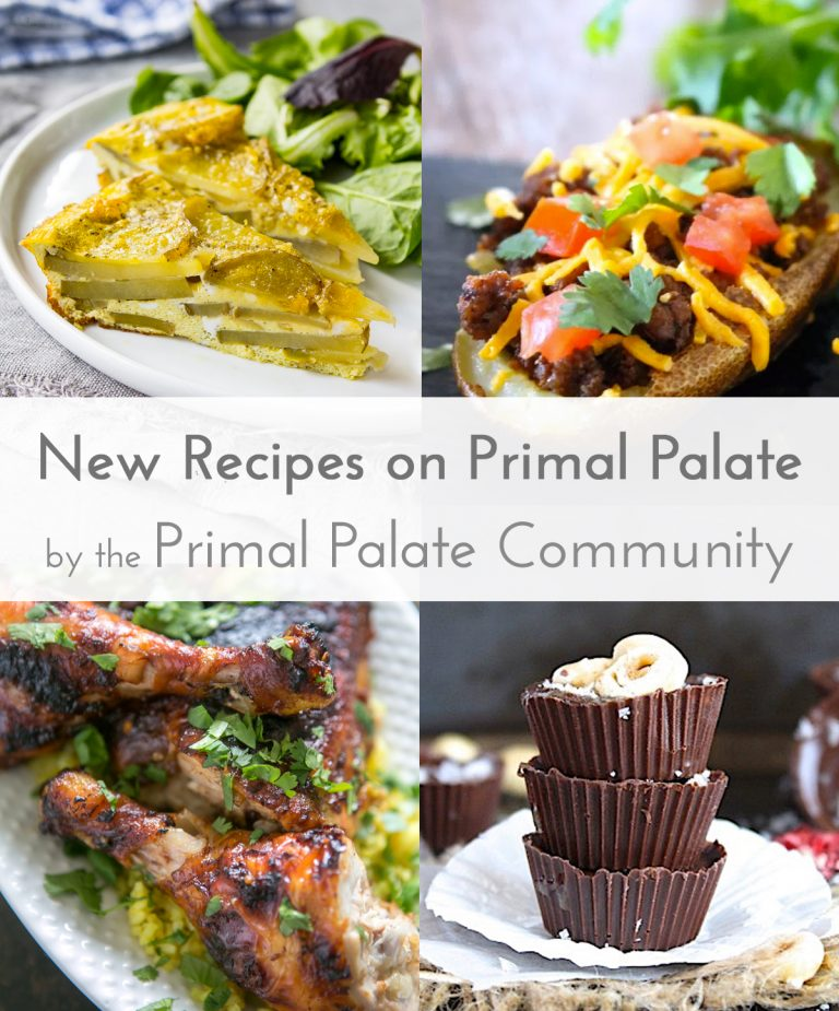 May Paleo Recipe Roundup