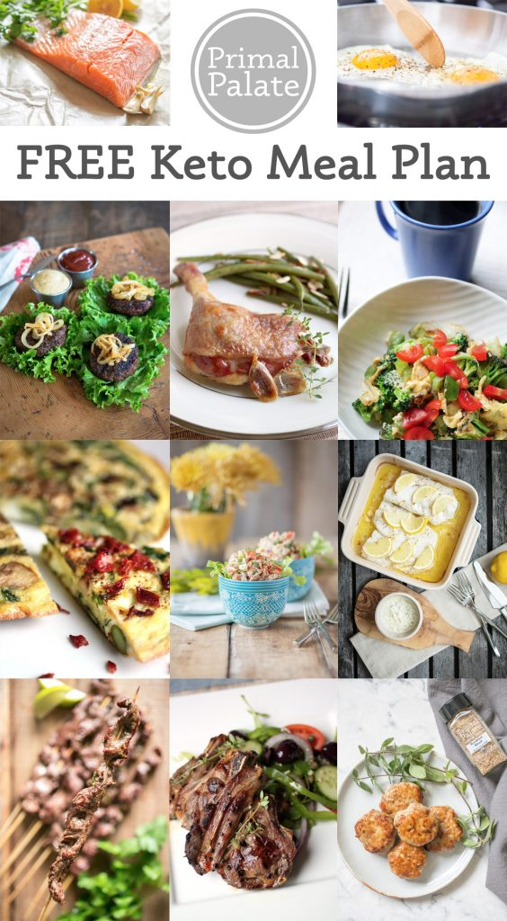 What Is The Keto Diet Free Keto Meal Plan Primal Palate Paleo