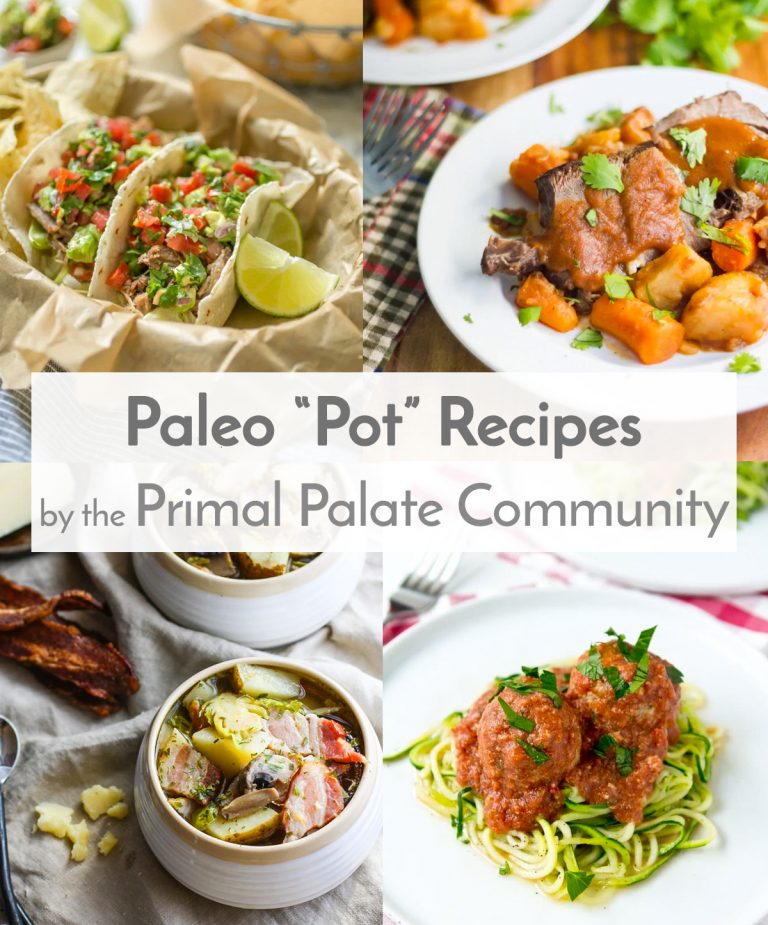 25 Amazing Paleo Pot Recipes - Instant Pot and the Slow Cooker