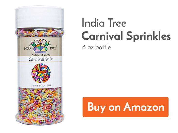 Grain Free Rainbow Sprinkle Sugar Cookies | Primal Palate ...