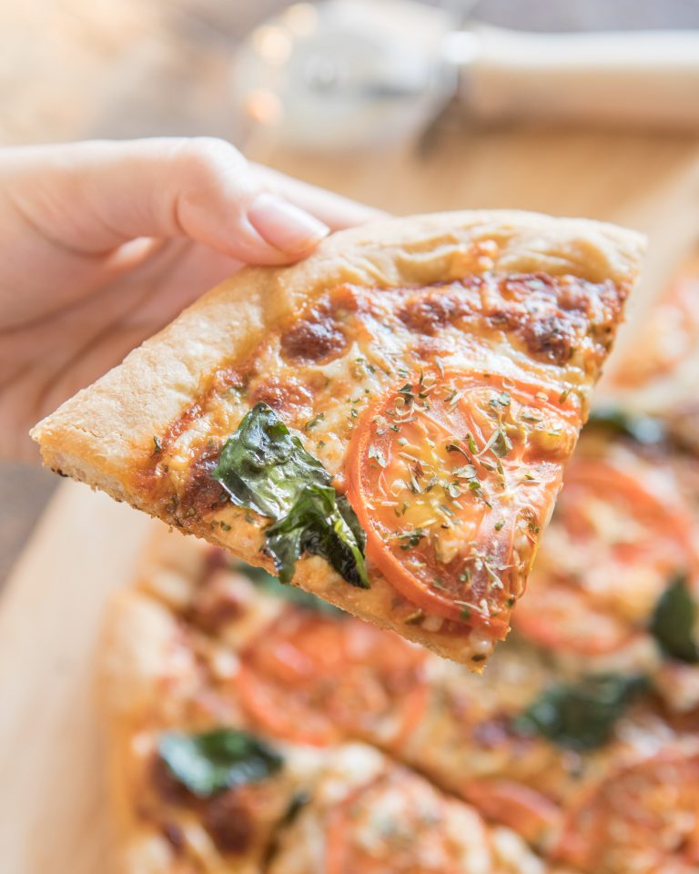 Our Best Ever Pizza Recipe - Gluten, Grain, and Nut-free