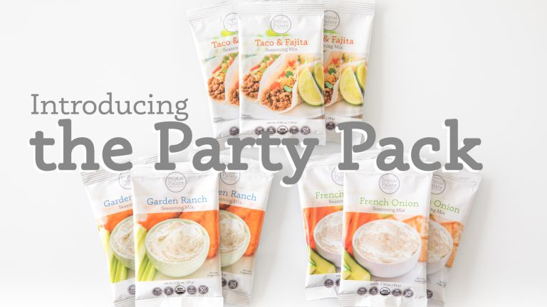 Party Packs are here!