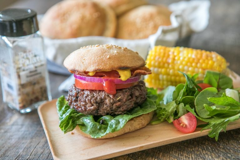 Paleo-friendly Burger Buns for the 4th of July!