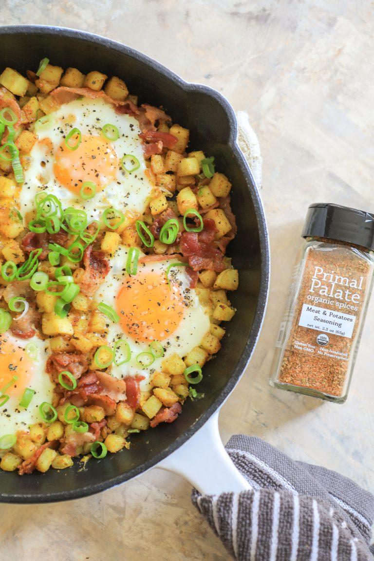 One Pan Breakfast Hash