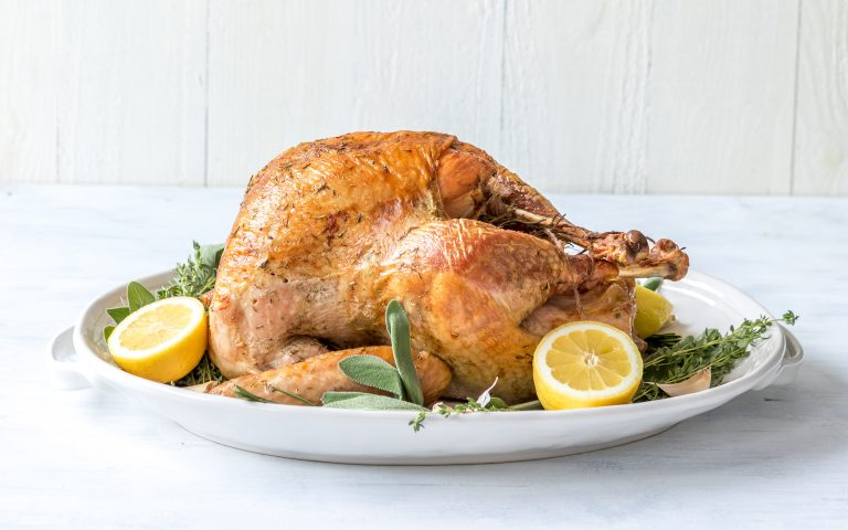 Turkey for Two: How to Adjust Thanksgiving this Year