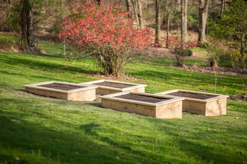 To Build Raised Garden Beds On A Slope, How To Build A Raised Garden Box On Slope