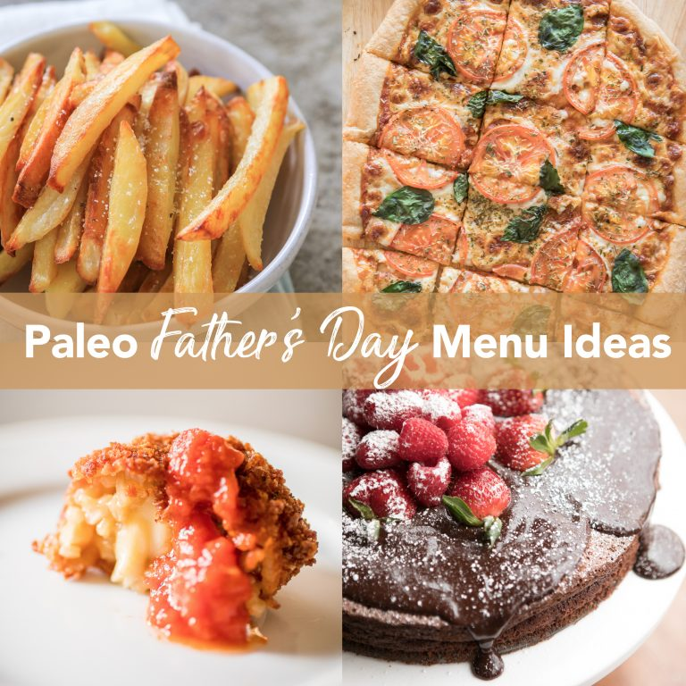 Our Father's Day Menu Ideas