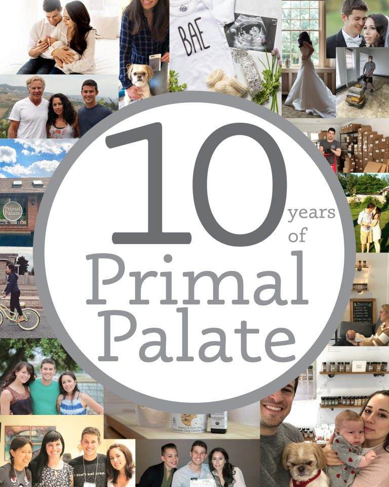 10 years of Primal Palate