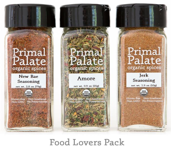 Organic Spices Primal Palate Paleo Recipes