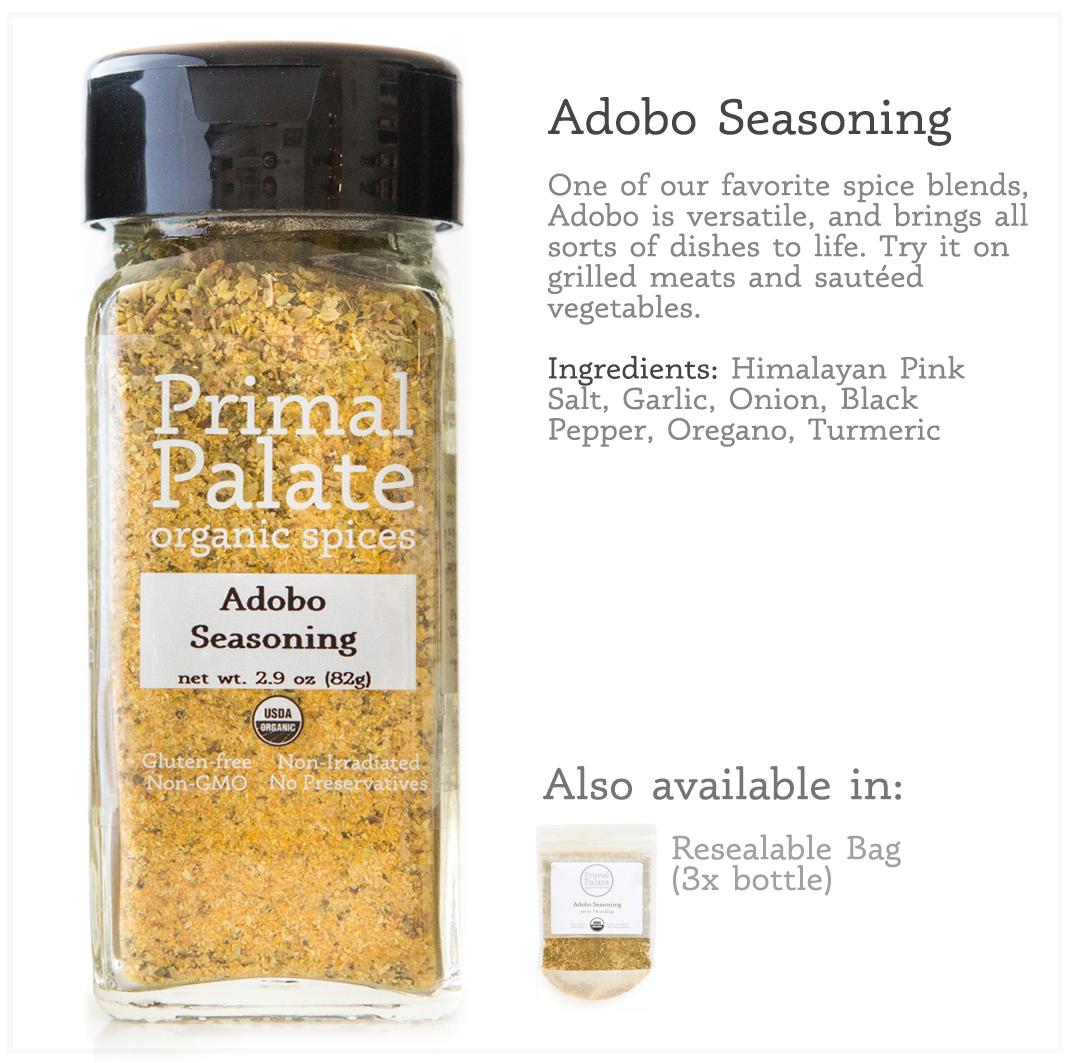 Tile - Adobo Seasoning