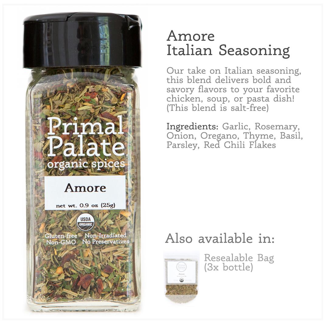 Tile - Amore Seasoning