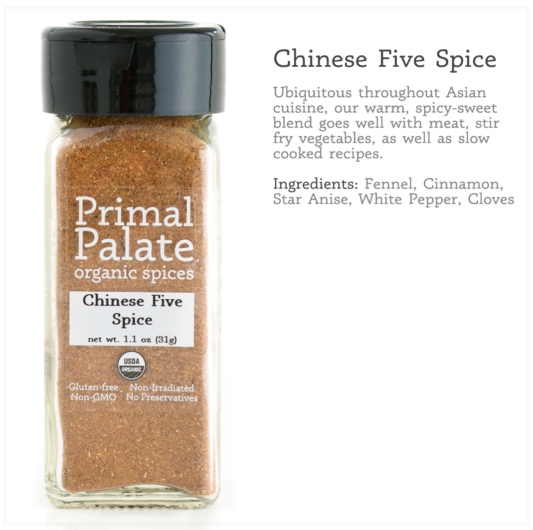 Tile - Chinese Five Spice