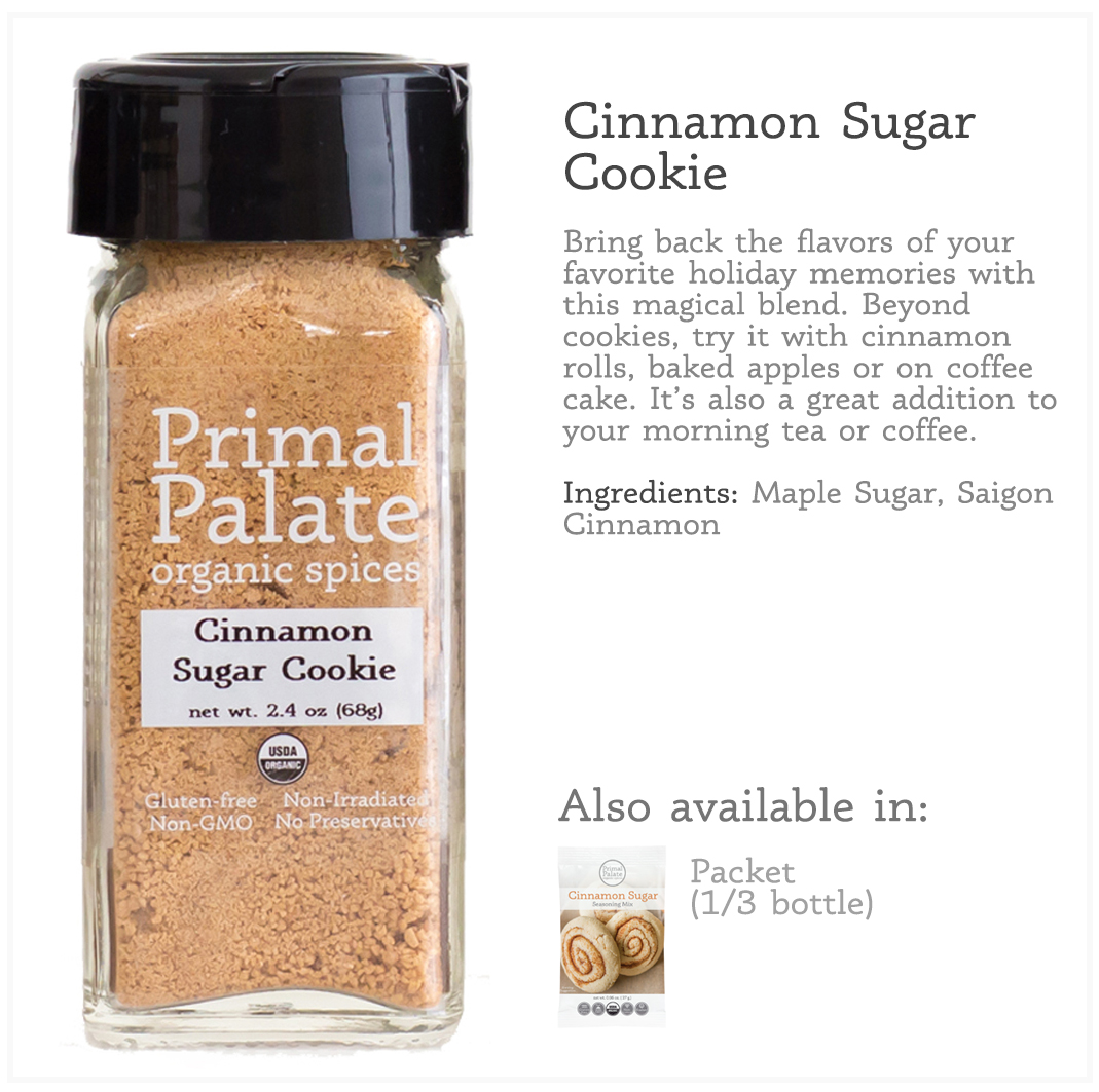 Tile - Cinnamon Sugar Cookie