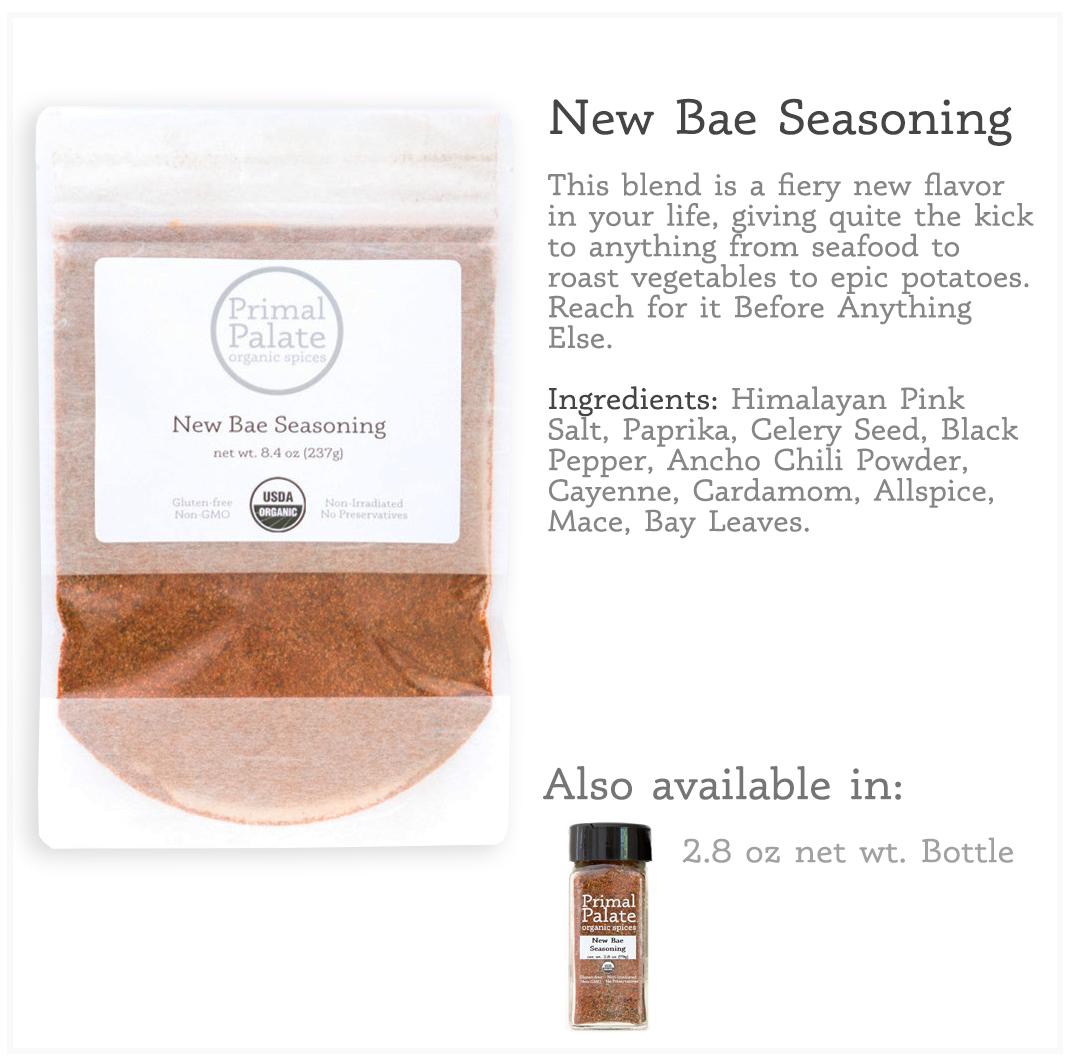 Tile - New Bae Resealable Bag