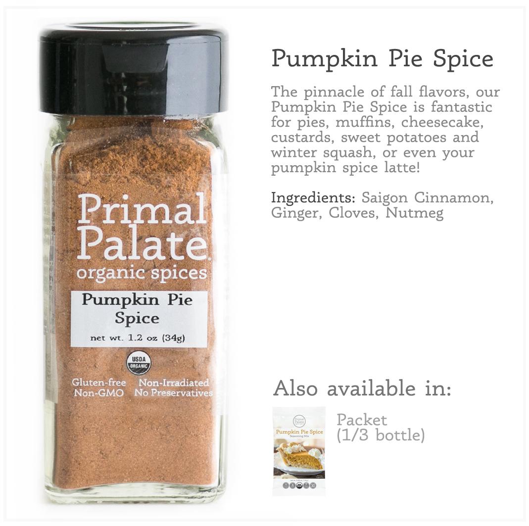 Tile - Pumpkin Pie Spice