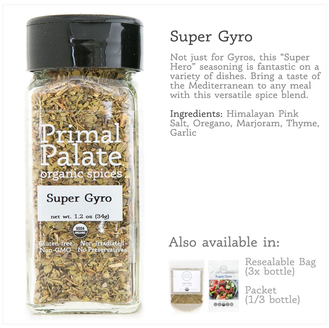 Tile - Super Gyro