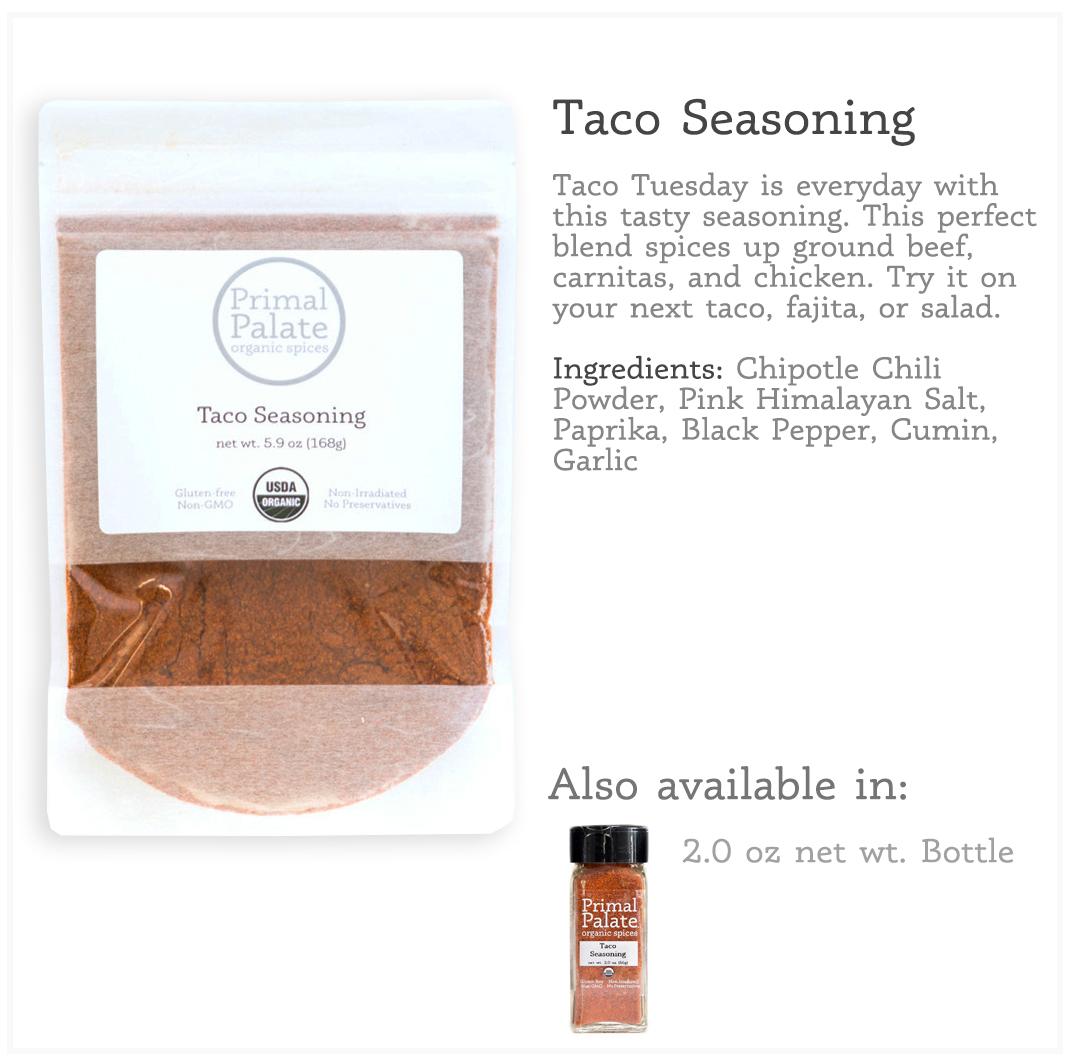 Tile - Taco Resealable Bag
