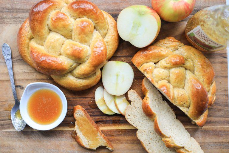Gluten Free Rosh Hashanah Menu